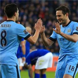 Leicester City 0 Manchester City 1 - match report