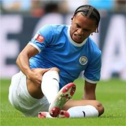 Leroy Sane to undergo surgery on knee injury