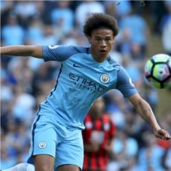 Leroy Sane is the Bluemoon Player of the Month for February