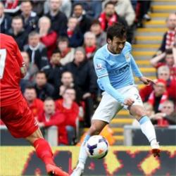 Liverpool 3 Manchester City 2 - match report