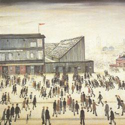 Laurie's Game: L.S. Lowry and Manchester City