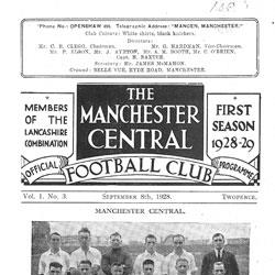 Manchester Central: How City helped United to survive