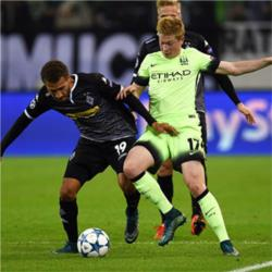 Borussia Monchengladbach vs Manchester CIty preview: Kompany likely to miss out  following head injury
