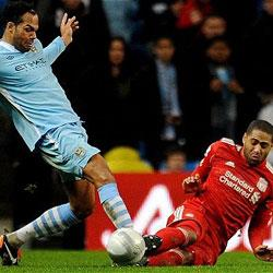 Manchester City 0 Liverpool 1 - match report