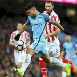 Manchester City vs Stoke City preview: Aguero could return despite broken rib