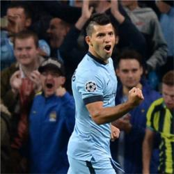 Manchester City 1 AS Roma 1 - match report