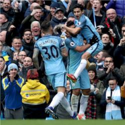 Manchester City 1 Chelsea 3 - Blues suffer first home league defeat of the season to title rivals
