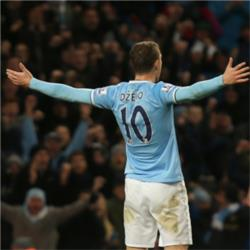 Manchester City 1 Crystal Palace 0 - match report