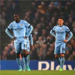 Manchester City 1 CSKA Moscow 2 - match report