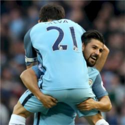 Manchester City 1 Everton 1 - Blues frustrated by resolute defensive performance from Koeman's side