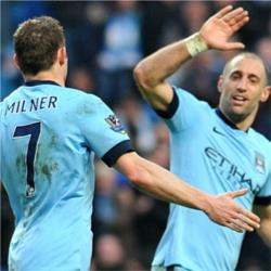 Manchester City 1 Hull City 1 - match report