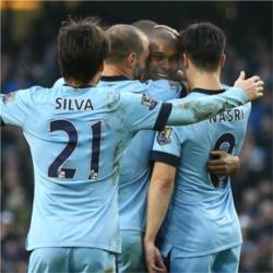 Manchester City 2 Burnley 2 - match report