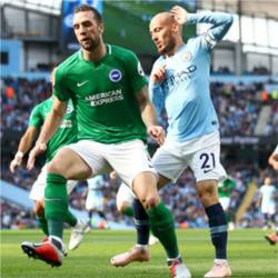 Brighton & Hove Albion vs Manchester City preview: De Bruyne could come into contention
