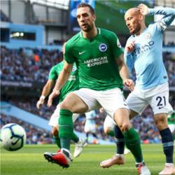 Manchester City vs Brighton preview: Aguero available for selection following injury