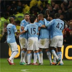 Manchester City 2 Liverpool 1 - match report