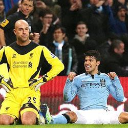 Manchester City 2 Liverpool 2 - match report