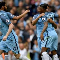 Manchester City 2 Sunderland 1 - City leave in late in Guardiola's first game