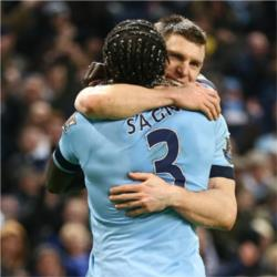 Manchester City 2 Sheffield Wednesday 1 - match report
