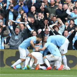 Manchester City 2 West Ham United 0 - match report