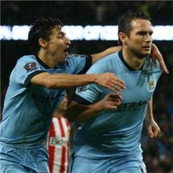 Manchester City 3 Sunderland 2 - match report