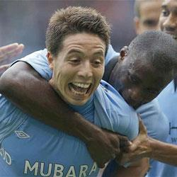 Manchester City 3 Southampton 2 - match report