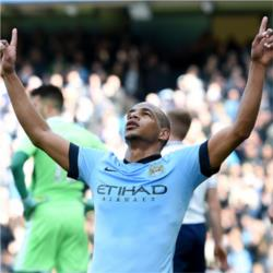 Manchester City 3 West Bromwich Albion 0 - match report