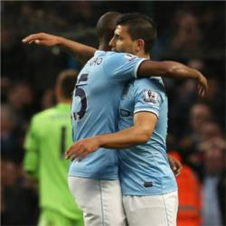Manchester City 3 West Bromwich Albion 1 - match report