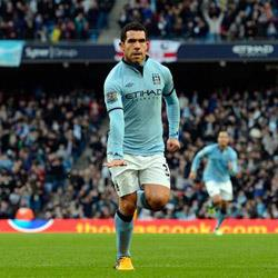 Manchester City 3 Watford 0 - match report