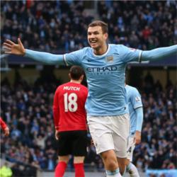Manchester City 4 Cardiff City 2 - match report