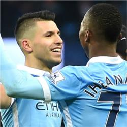 Manchester City 4 Crystal Palace 0 - match report