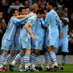 Manchester City 4 FC Porto 0 - match report