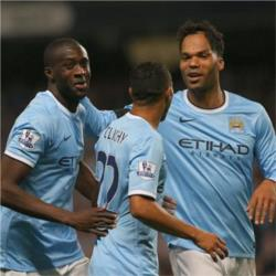 Manchester City 4 Newcastle United 0