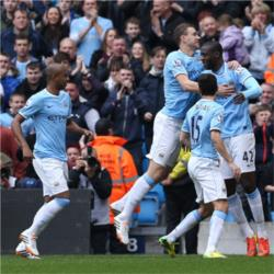 Manchester City 4 Southampton 1 - match report