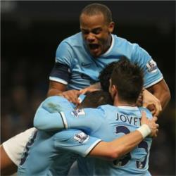 Manchester City 4 Watford 2 - match report