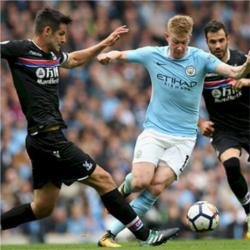 Manchester City vs Crystal Palace preview: Silva and Kompany miss out