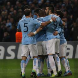 Manchester City 5 CSKA Moscow 2 - match report