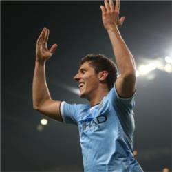 Manchester City 5 Wigan Athletic 0 - match report