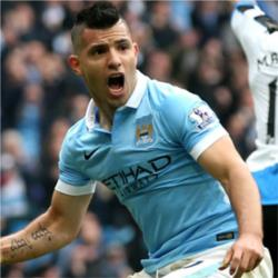 Manchester City 6 Newcastle United 1 - match report