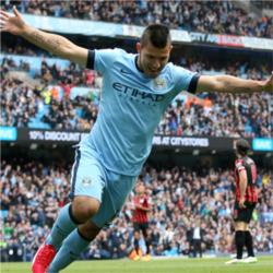 Manchester City 6 Queens Park Rangers 0 - match report