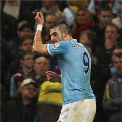 Manchester City 6 (Six) West Ham United 0 - match report