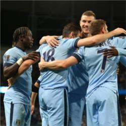 Manchester City 7 Sheffield Wednesday 0 - match report