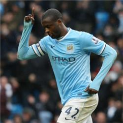 Manchester City 5 Fulham 0 - match report