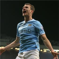 Manchester United 0 Manchester City 3 - match report