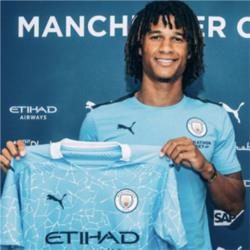 Nathan Ake becomes City's second signing of the summer