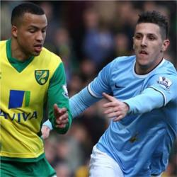 Norwich City 0 Manchester City 0 - match report