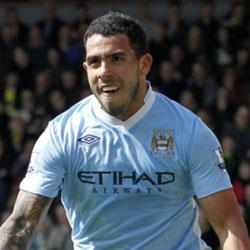 Norwich City 1 Manchester City 6 - match report