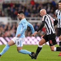 Manchester City vs Newcastle United preview: Delph