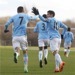 Newcastle United U21s 2 Manchester City U21s 3 - match report (21/02/2014)