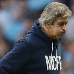 Pellegrini critical of City performance following cup exit