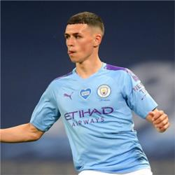 Phil Foden named in England squad for Nations League games